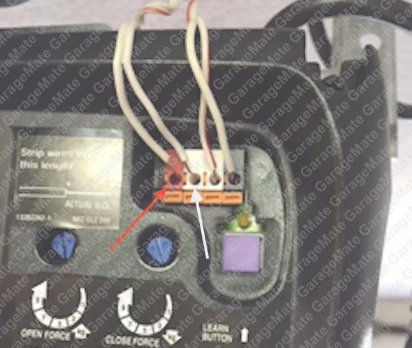 Liftmaster Wiring Diagram: Chamberlain Liftmaster Formula 1 Garage Door Opener Manual